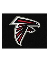 NFL Atlanta Falcons AllStar Mat 34x45 by