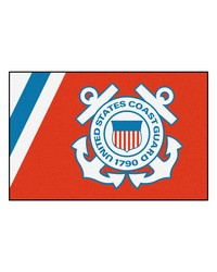 Coast Guard Starter Rug 19x30 by