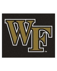 Wake Forest Tailgater Rug 60x72 by