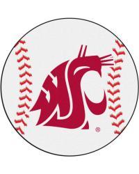 Washington State Baseball Mat 26 diameter  by