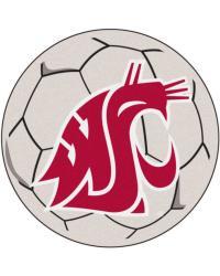 Washington State Soccer Ball  by