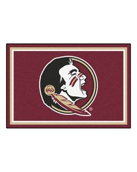 Florida State Rug 5x8 60x92 by