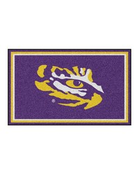 Louisiana State Rug 4x6 46x72 by