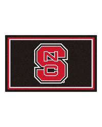 NC State Rug 4x6 46x72 by
