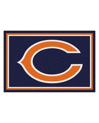 NFL Chicago Bears Rug 5x8 60x92 by