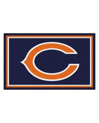 NFL Chicago Bears Rug 4x6 46x72 by