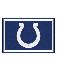 NFL Indianapolis Colts Rug 5x8 60x92 by