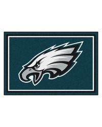 NFL Philadelphia Eagles Rug 5x8 60x92 by