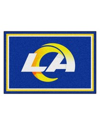 NFL St. Louis Rams Rug 5x8 60x92 by