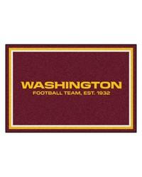 NFL Washington Redskins Rug 5x8 60x92 by