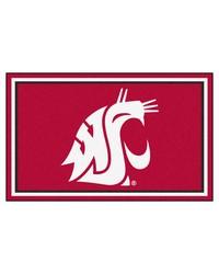 Washington State Rug 4x6 46x72 by