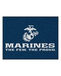 Marines AllStar Mat 34x45 by