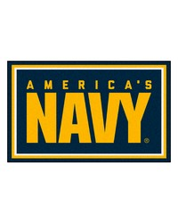 Navy 4x6 Area Rug by