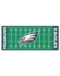 Philadelphia Eagles Field Runner Rug by