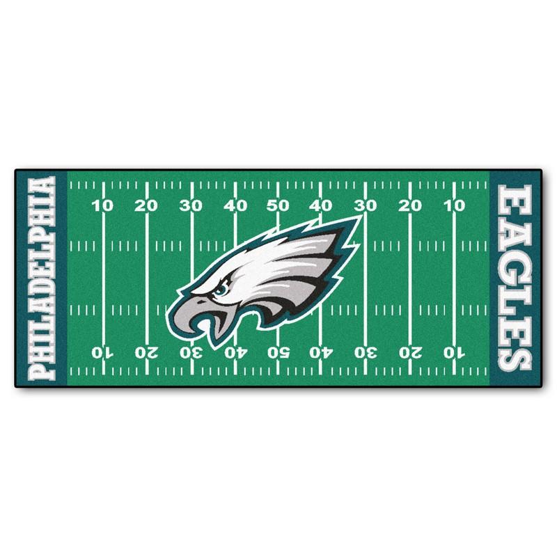 Philadelphia Eagles Field Runner Rug