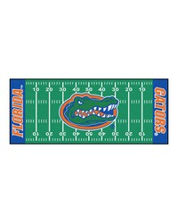 Florida Gators Field Runner Rug by