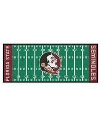 Florida State Seminoles Field Runner Rug by