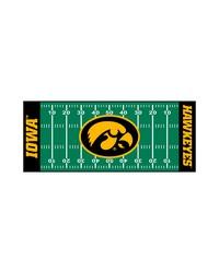 Iowa Hawkeyes Field Runner Rug by