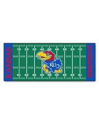 Kansas Jayhawks Field Runner Rug by