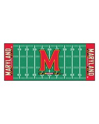 Maryland Terrapins Field Runner Rug by