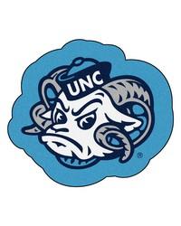North Carolina Tar Heels Mascot Mat by