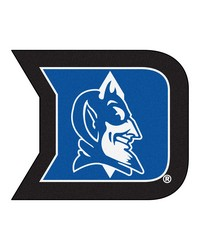 Duke Blue Devils Mascot Rug by