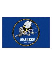 Navy Starter Rug 20x30 by