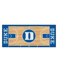 Duke Blue Devils Court Runner Rug by