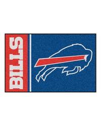 Buffalo Bills Uniform Starter Rug by