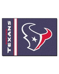 Houston Texans Uniform Starter Rug by
