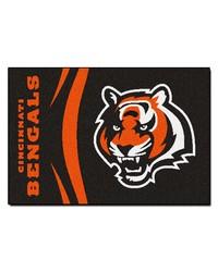 Cincinnati Bengals Uniform Starter Rug by