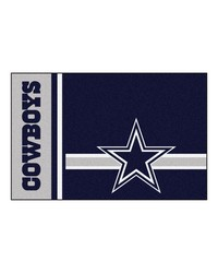 Dallas Cowboys Uniform Starter Rug by
