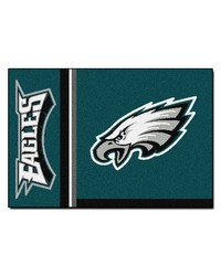 Philadelphia Eagles Uniform Starter Rug by