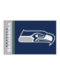 Seattle Seahawks Uniform Starter Rug by