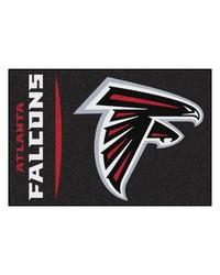 Atlanta Falcons Uniform Starter Rug by