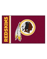 Washington Redskins Uniform Starter Rug by