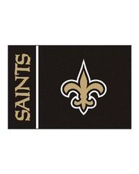 New Orleans Saints Uniform Starter Rug by