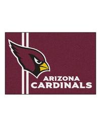 NFL Arizona Cardinals Uniform Inspired Starter Rug 20x30 by