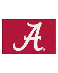 Alabama A Starter Rug by