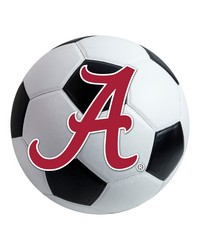 Alabama Soccer Ball  by