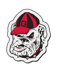 Georgia Bulldogs Mascot Rug by