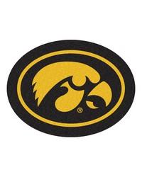 Iowa Hawkeyes Mascot Rug by