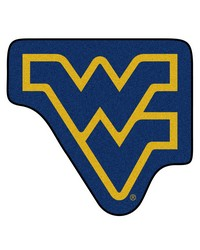West Virginia Mountaineers Mascot Rug by