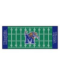 Memphis Tigers Field Runner by