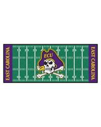 East Carolina Pirates Field Runner Rug by