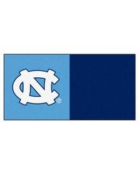UNC Chapel Hill Carpet Tiles 18x18 tiles by
