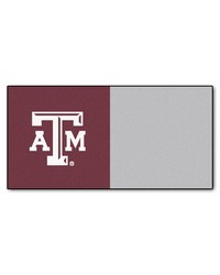 Texas AM Carpet Tiles 18x18 tiles by