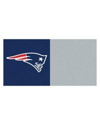 NFL New England Patriots Carpet Tiles 18x18 tiles by