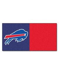 NFL Buffalo Bills Carpet Tiles 18x18 tiles by