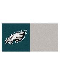 NFL Philadelphia Eagles Carpet Tiles 18x18 tiles by